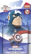 Figurka Disney Infinity 2.0 - Captain America (PS3, PS4, Xbox 360, Xbox One, WiiU, 3DS)